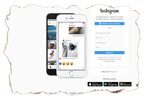 Marketing na Instagramu
